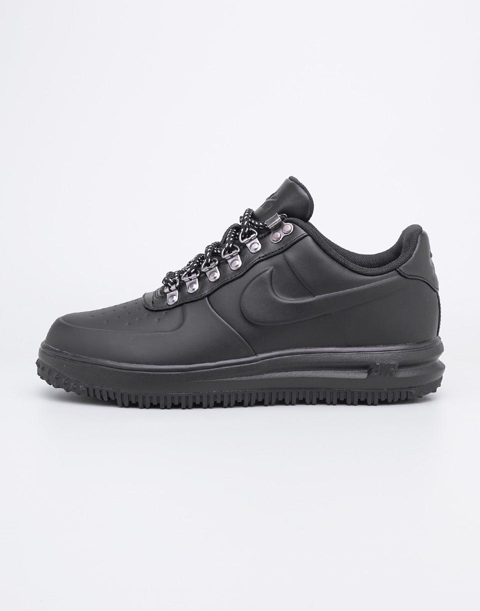 Sneakers - tenisky Nike Lunar Force 1 Duckboot Low Black / Black - Black 42 + doprava zdarma