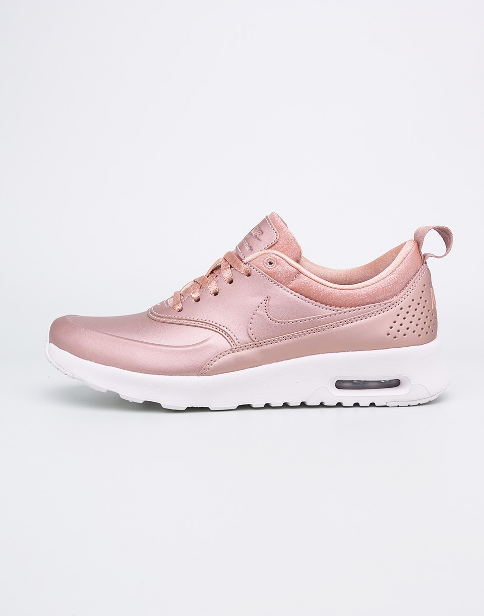 Sneakers - tenisky Nike Air Max Thea Premium Metallic Red Brozne / Metallic Red Bronze 40 + doprava zdarma