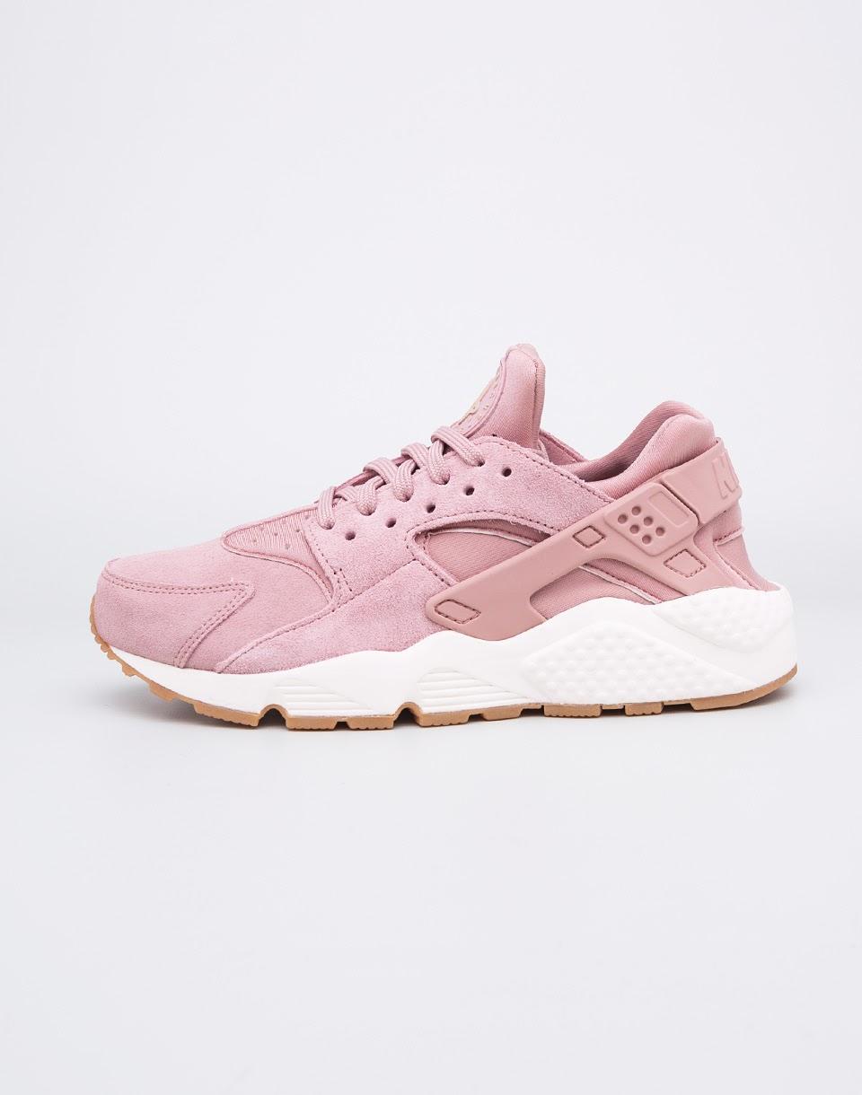 Sneakers - tenisky Nike Air Huarache Run SD Particle Pink/Mushroom-Sail 37,5 + doprava zdarma