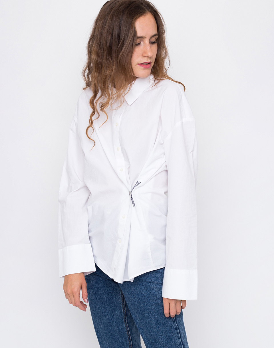 Cheap Monday Data Poplin white 34