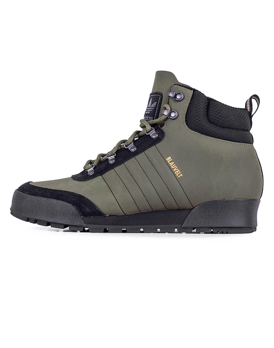 Boty Adidas Originals Jake Boot 2.0 Olive Cargo / Core Black / Clear Brown 44 + doprava zdarma + novinka