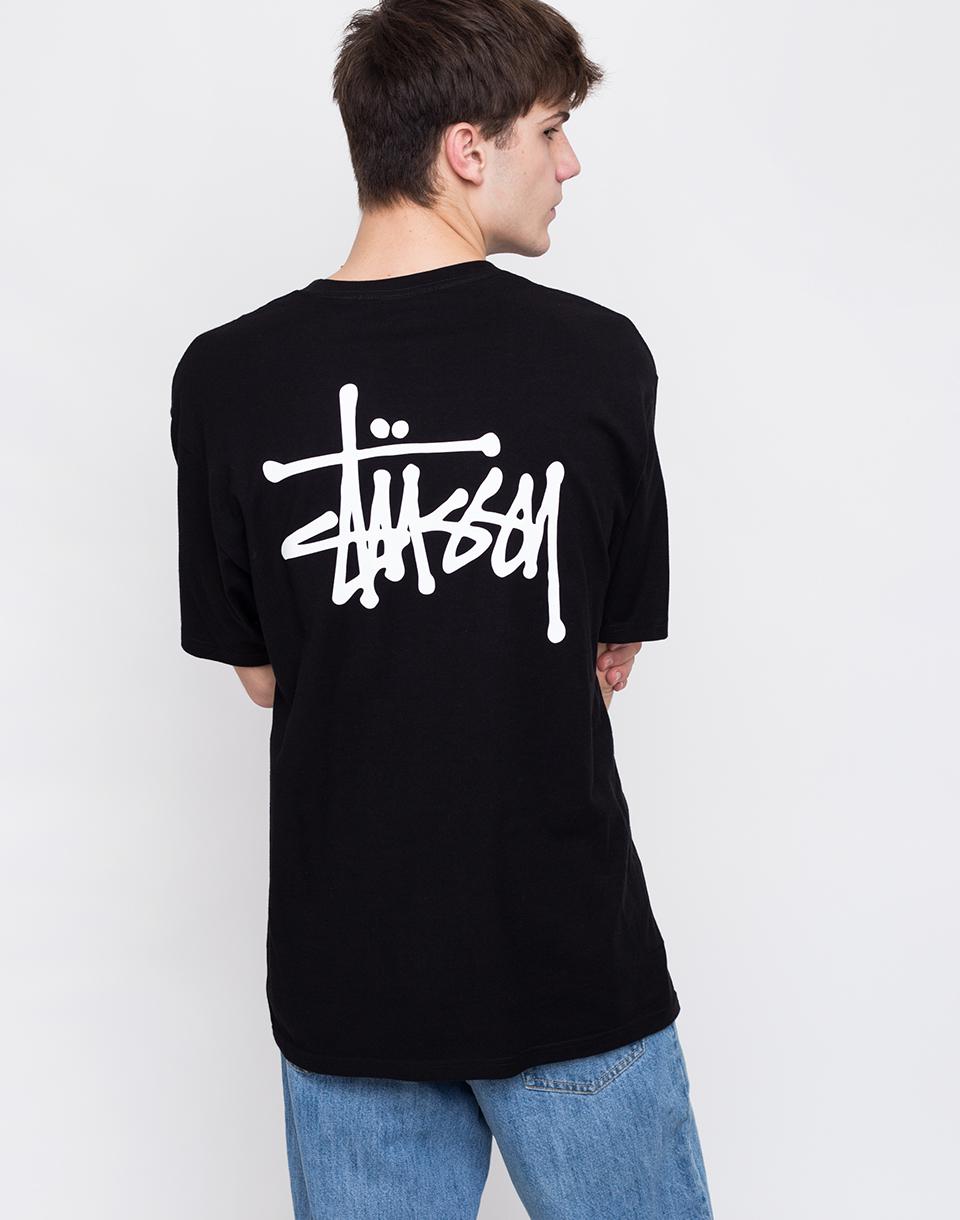 Stussy Basic Black L
