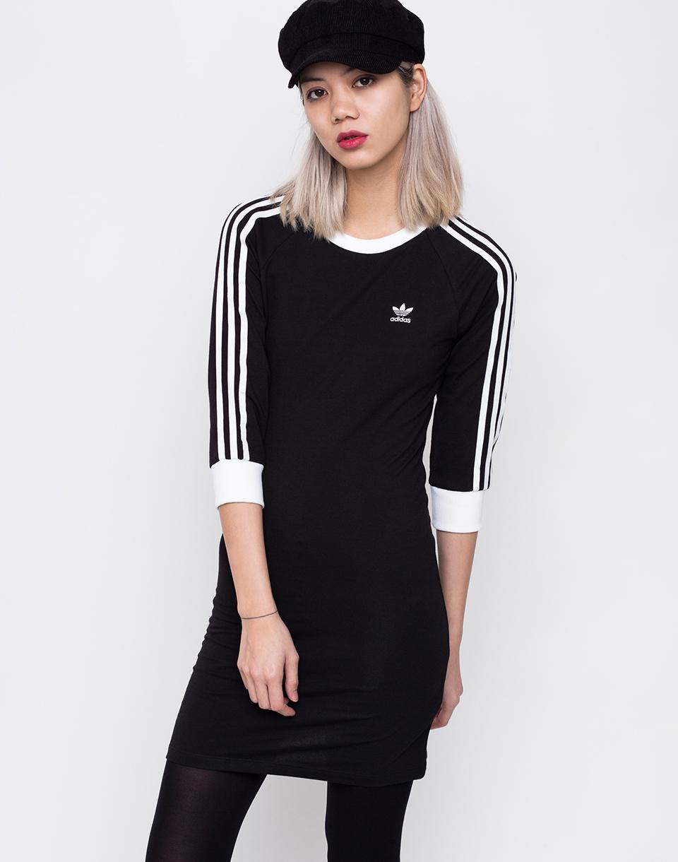 Adidas Originals 3 Stripes Dress Black 36
