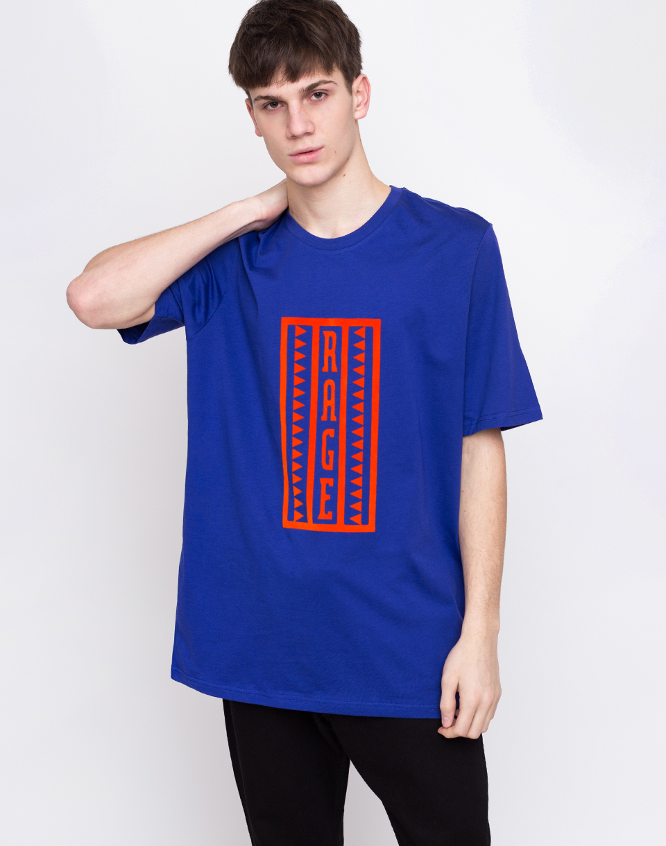 The North Face 92 Retro Raged Tee Lapis Blue L