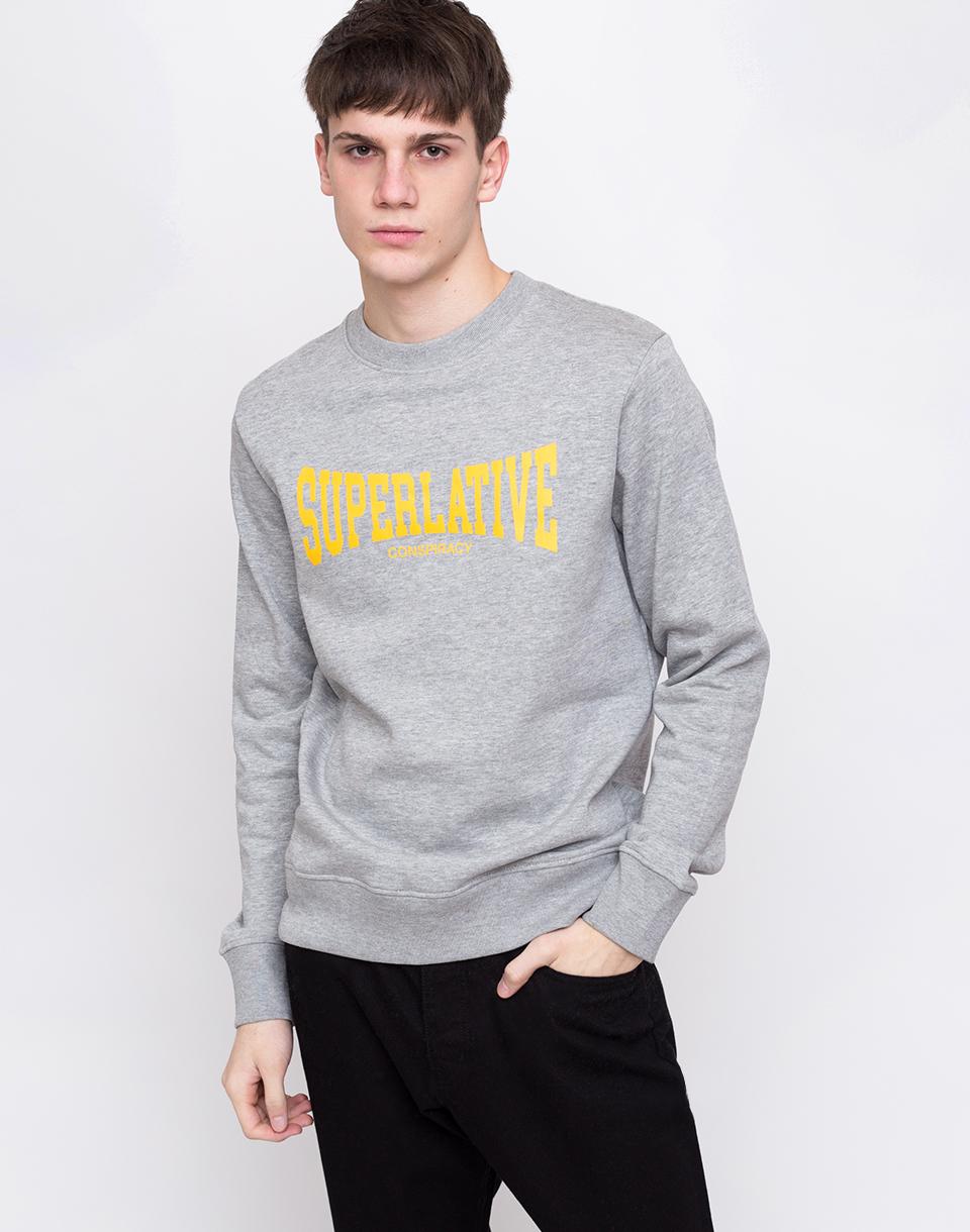 WeSC Superlative Grey Melange S