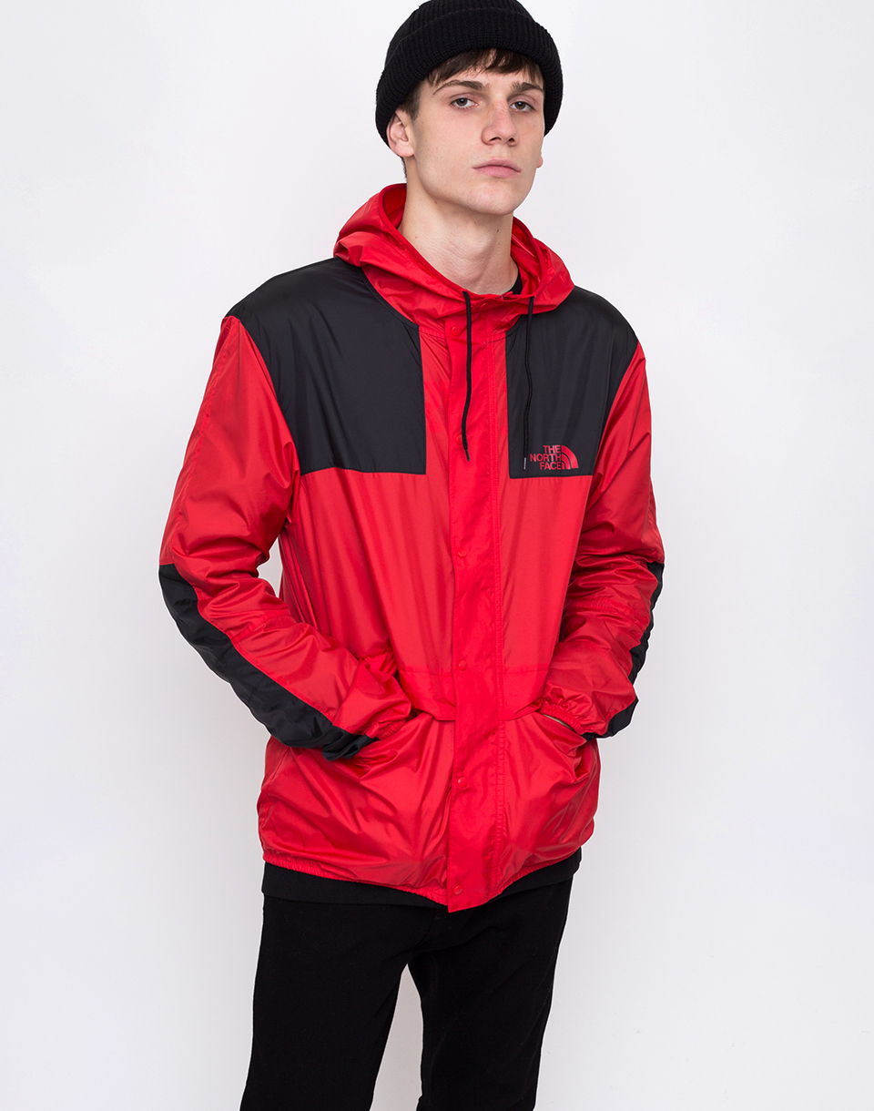 The North Face 1985 Mountain TNF Red   TNF Black L