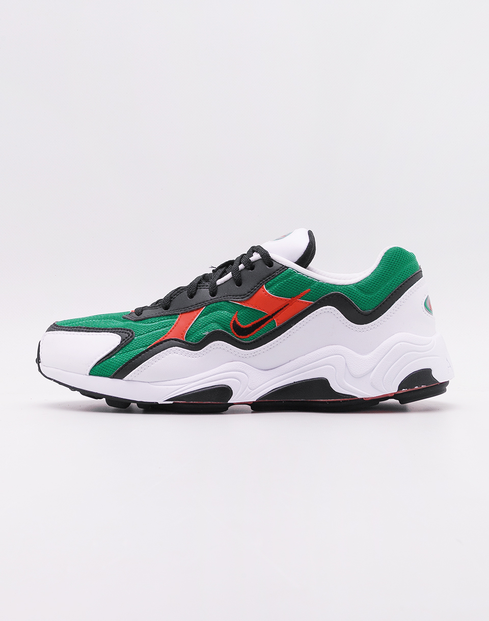 Nike Air Zoom Alpha LUCID GREEN HABANERO RED WHITE BLACK 42