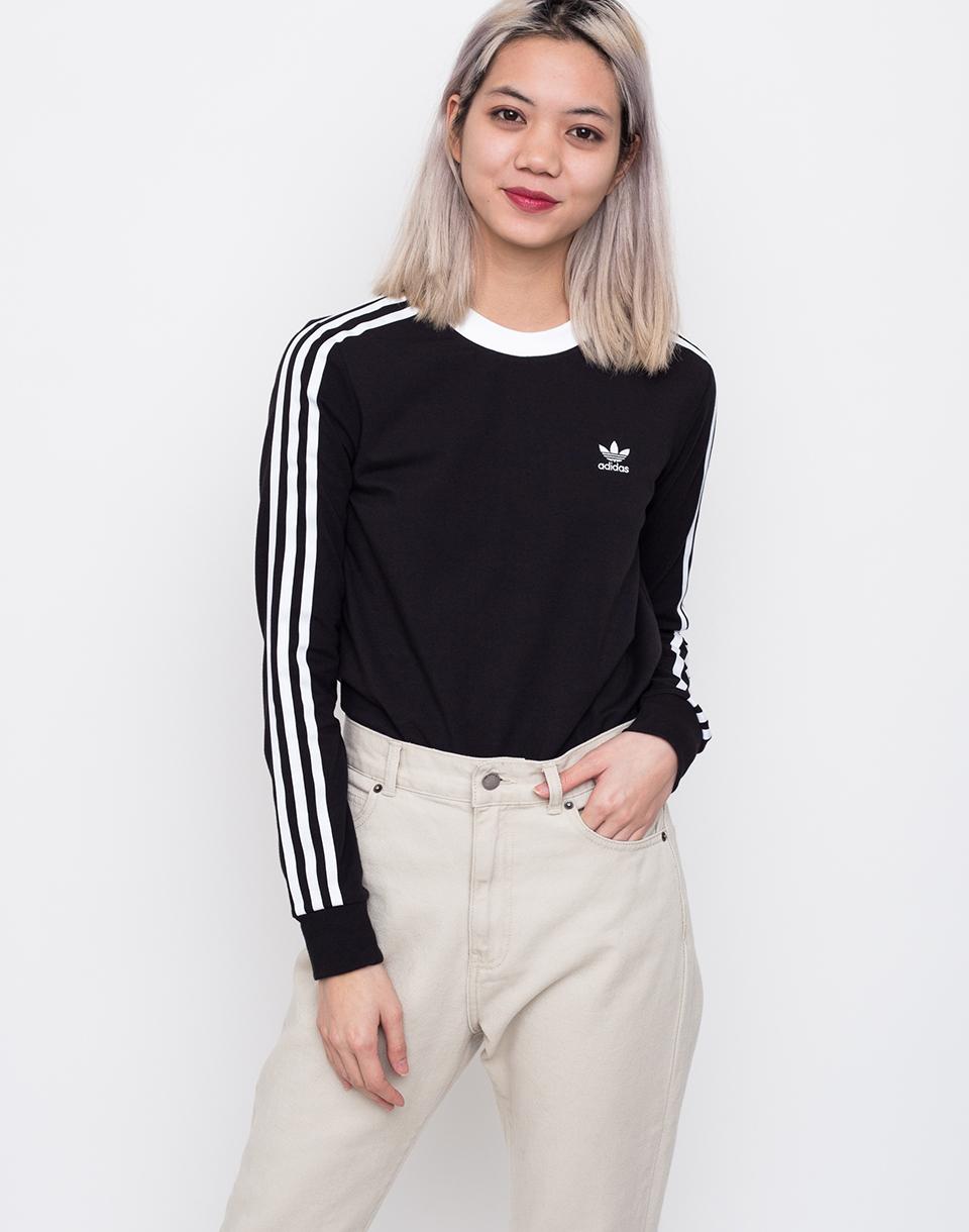 Adidas Originals 3 Stripes Black 36