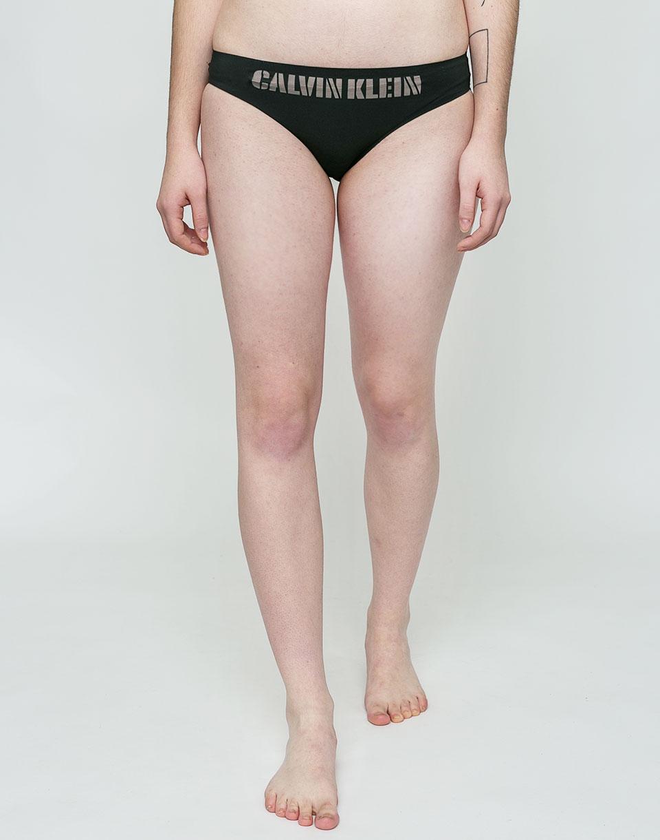 Kalhotky Calvin Klein Bikini Black l + novinka