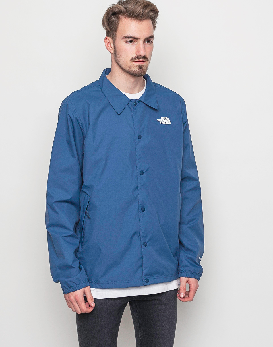Bunda The North Face Coaches Shady Blue l + doprava zdarma