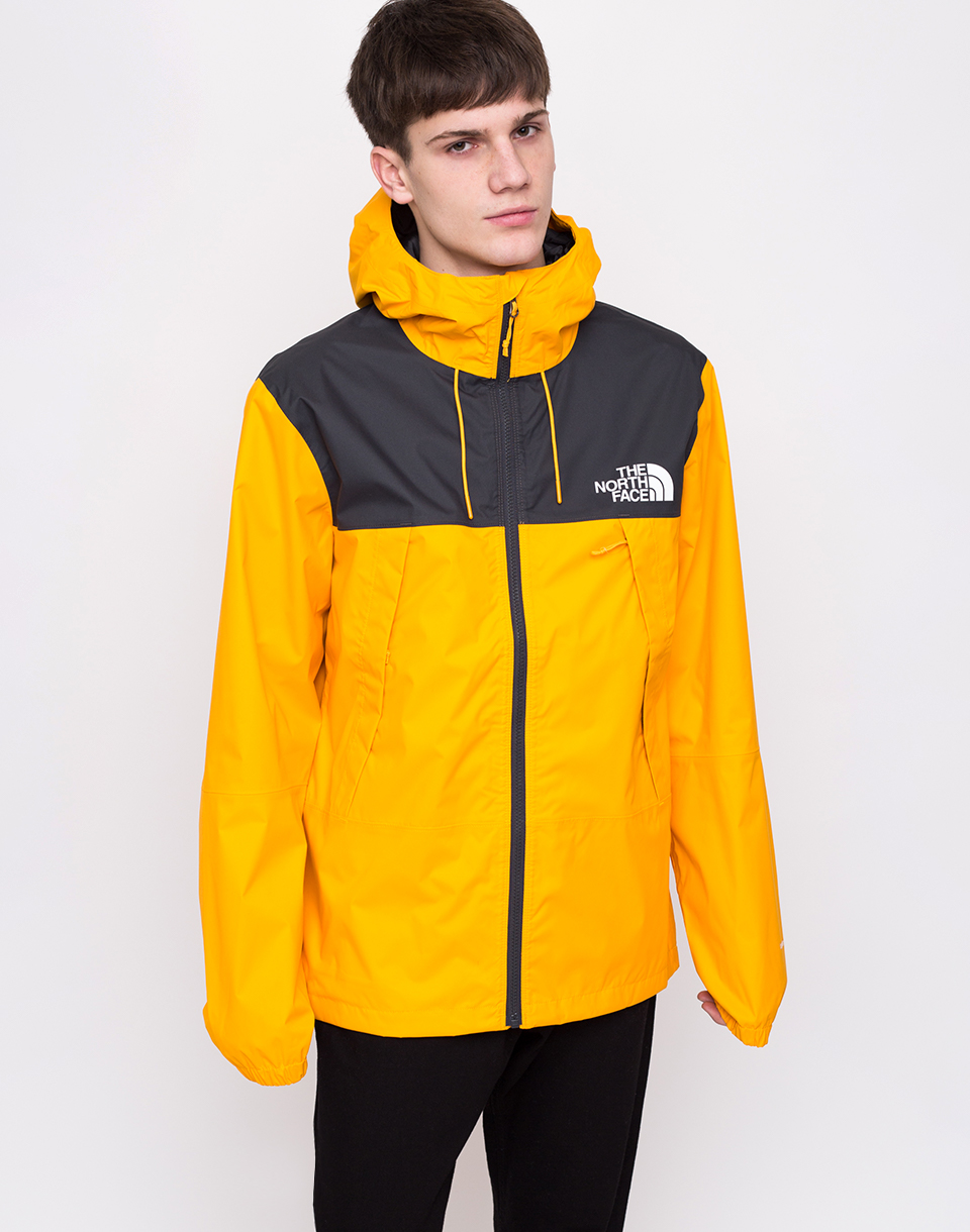 The North Face 1990 Mountain Q Jacket Zinnia Orange L