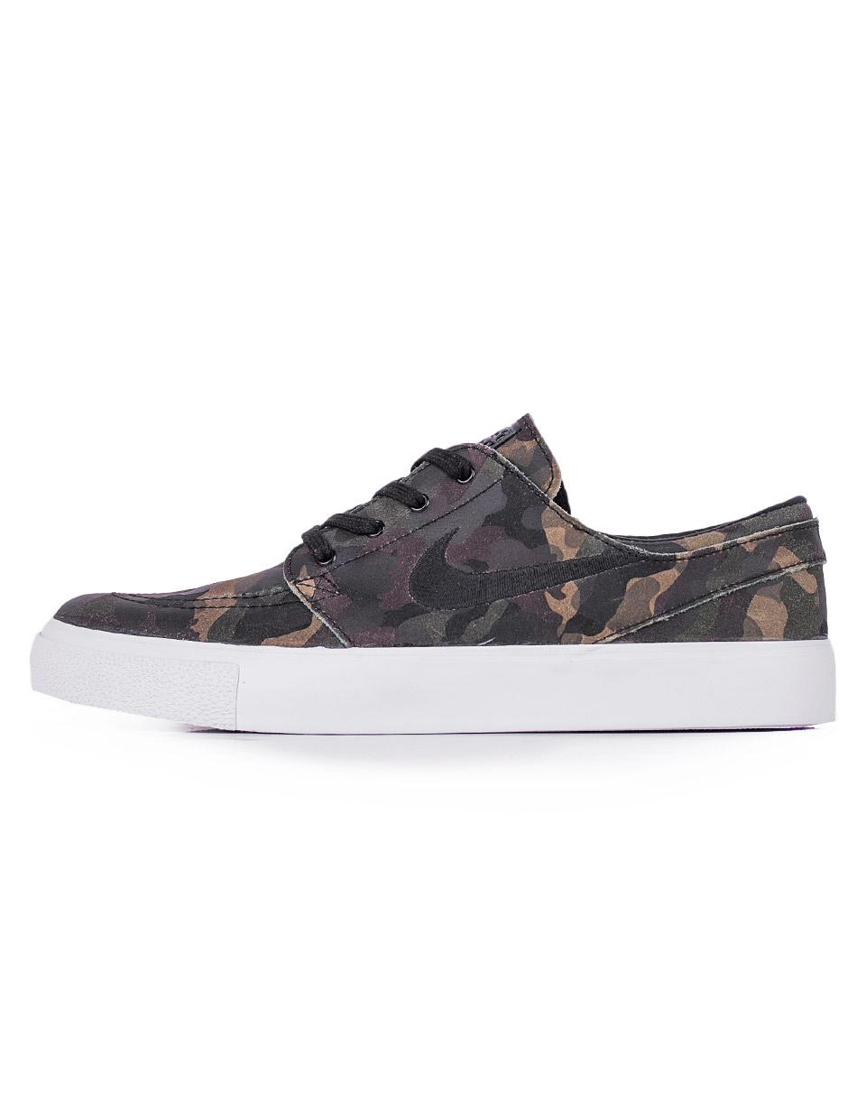 Sneakers - tenisky Nike SB Air Zoom Stefan Janoski Premium High Tape White / Black - White - Multi - Color 38 + doprava zdarma