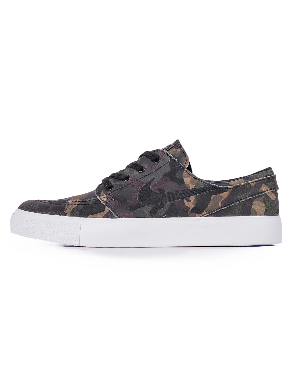 Sneakers - tenisky Nike Zoom Stefan Janoski Premium High Tape White / Black - White - Multi - Color 42 + doprava zdarma
