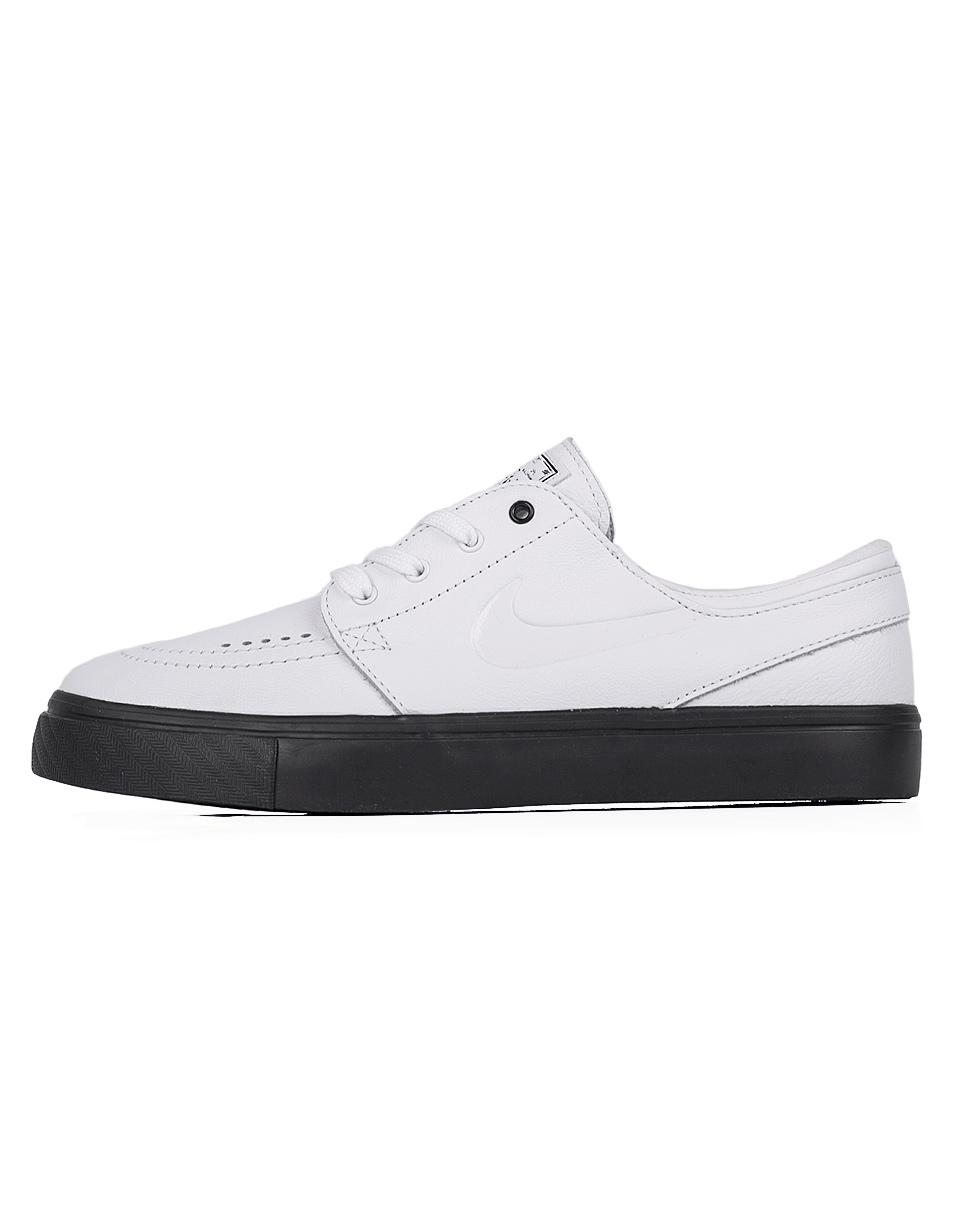 Sneakers - tenisky Nike SB Zoom Janoski Premium CPSL White / White - White - Black 41 + doprava zdarma + novinka