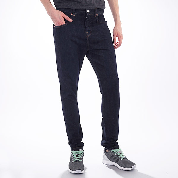Kalhoty WeSC Peter HF rinse w36/l34