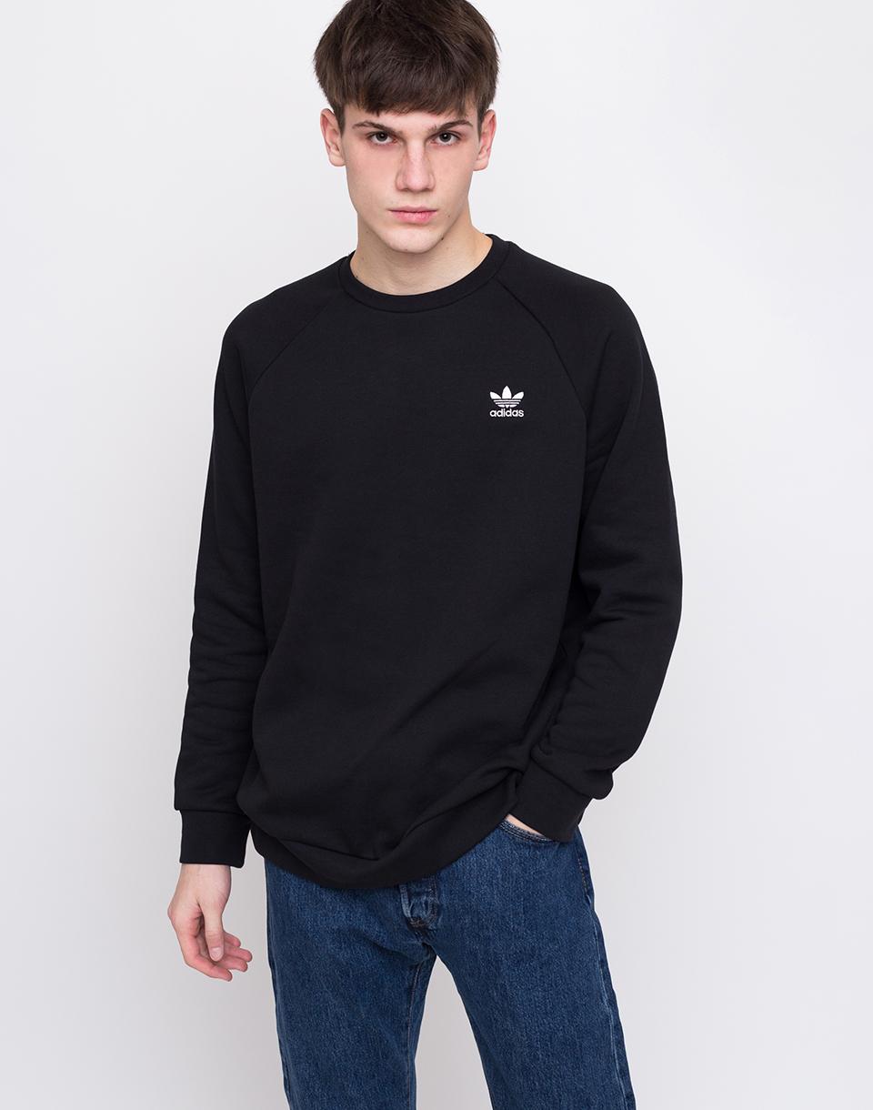 Adidas Originals Essential Crew Black L