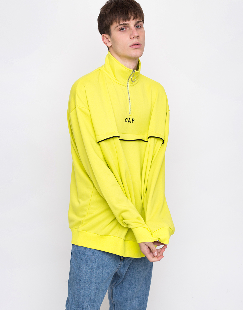 Lazy Oaf Zippy Oaf Green L