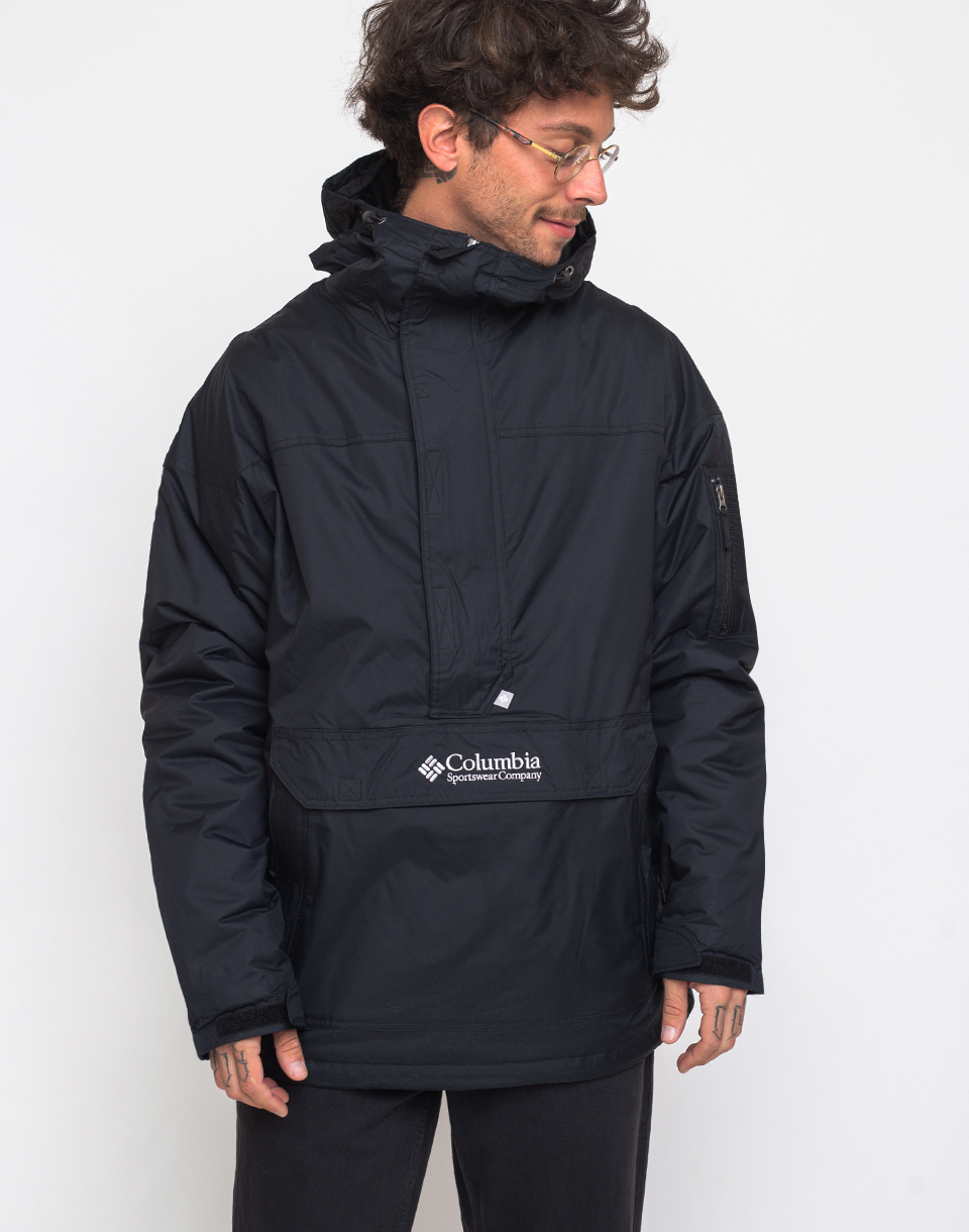 Columbia Challenger Pullover 011 Black S