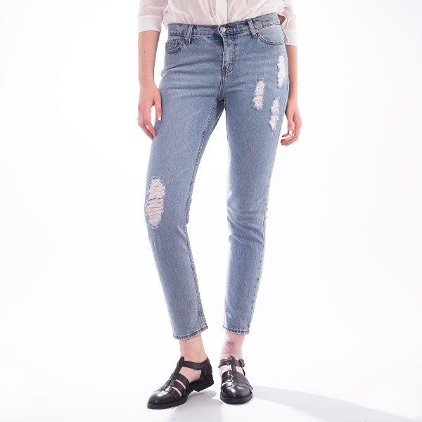Cheap Monday Thrift Jean Totally destroyed W27 L32