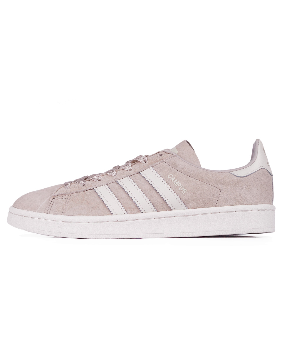 Adidas Originals Campus Clear Brown   Off White   Chalk White 45