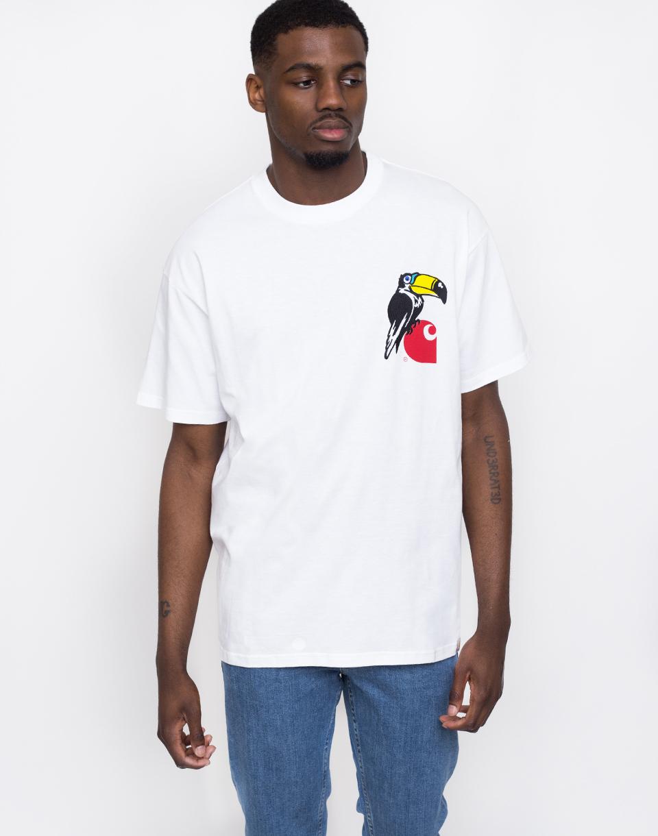 Carhartt WIP Nosebird T-Shirt White L