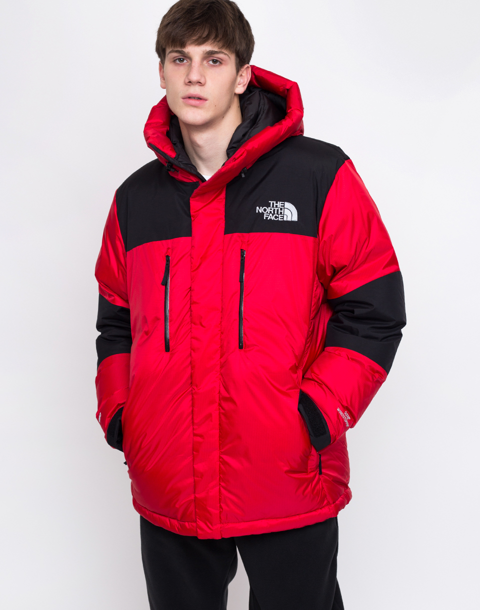 The North Face M Orig HIM GTX Down Jacket | Schwarz