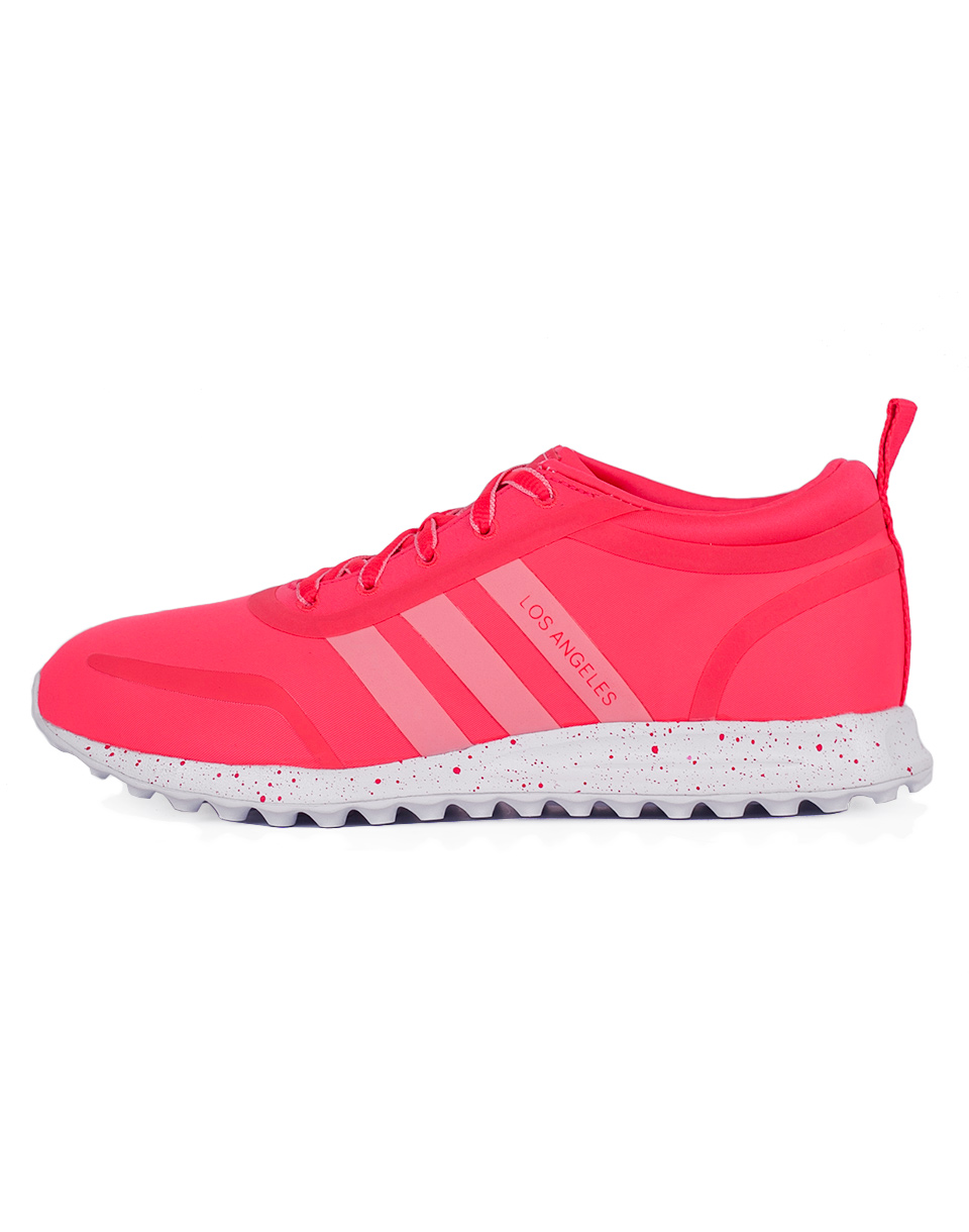 Sneakers - tenisky Adidas Originals Los Angeles Shock Red / Ray Pink / White 37 + doprava zdarma + novinka