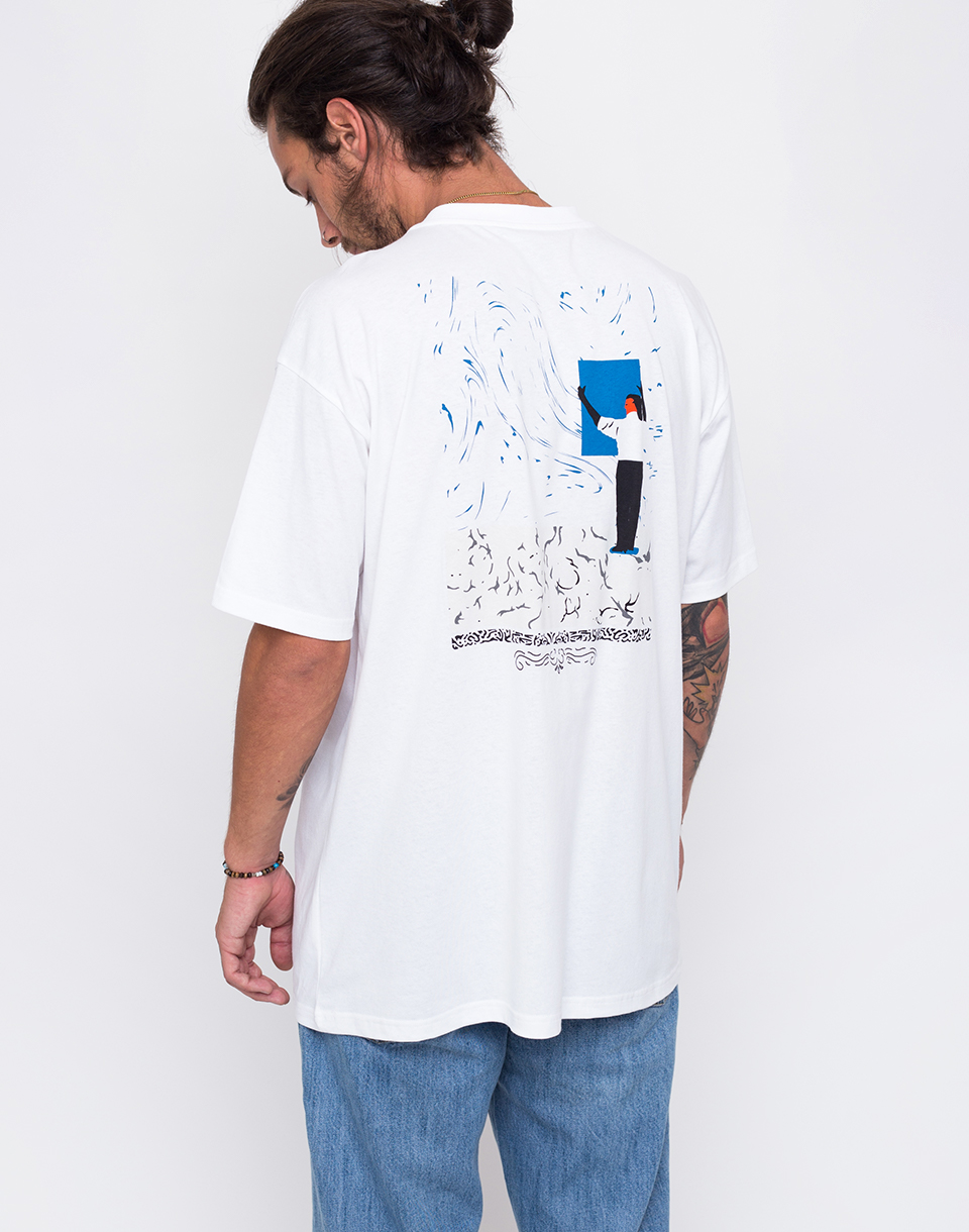 Polar Skate Co  Hanging a Painting White S