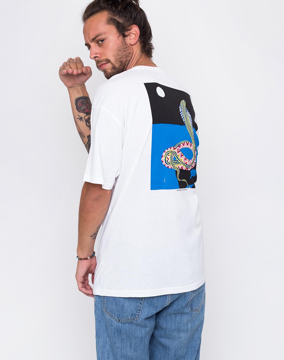 Polar Skate Co. Midnight Snake White S