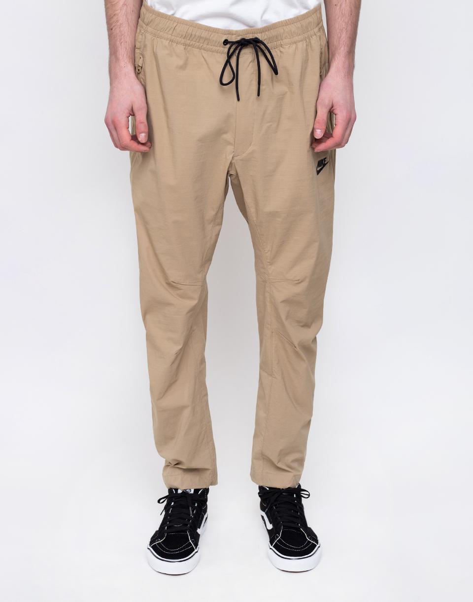 Nike Sportswear Pants Parachute Beige/Black XL