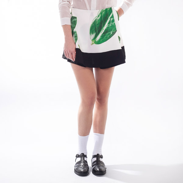 wesc Sung Leaves White L