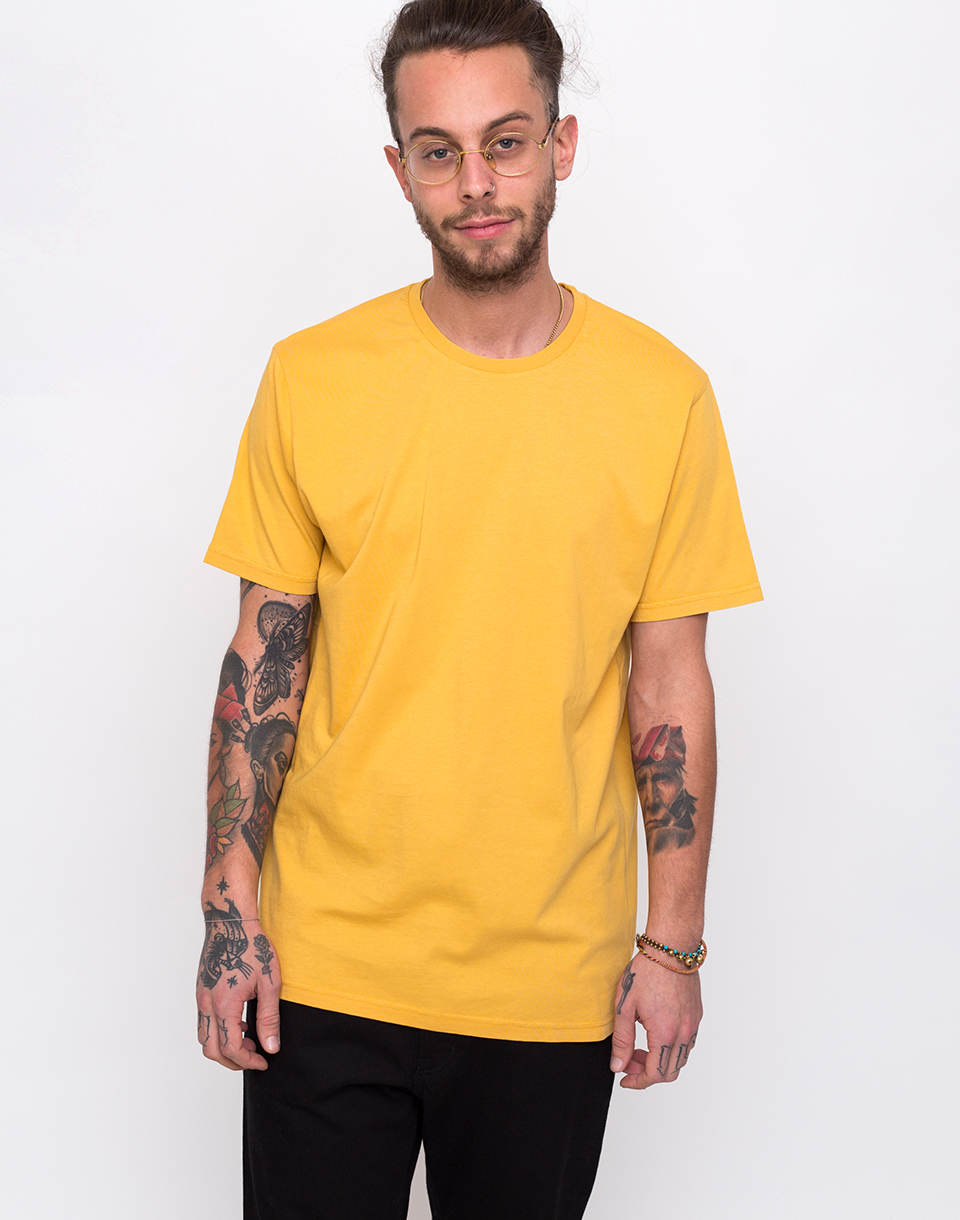 Colorful Standard Classic Organic Tee Burned Yellow L