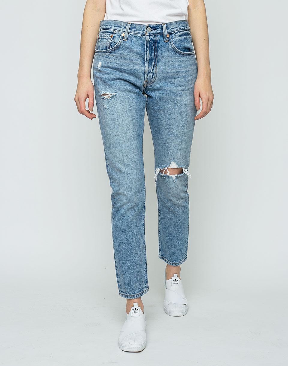 Kalhoty Levi´s® 501 Skinny Can't Touch This 28/32 + doprava zdarma