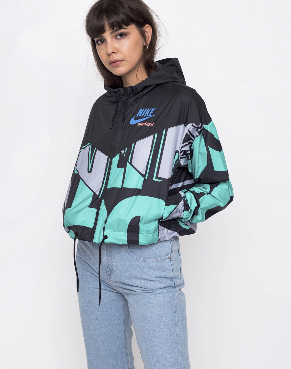 Nike Windrunner Black M