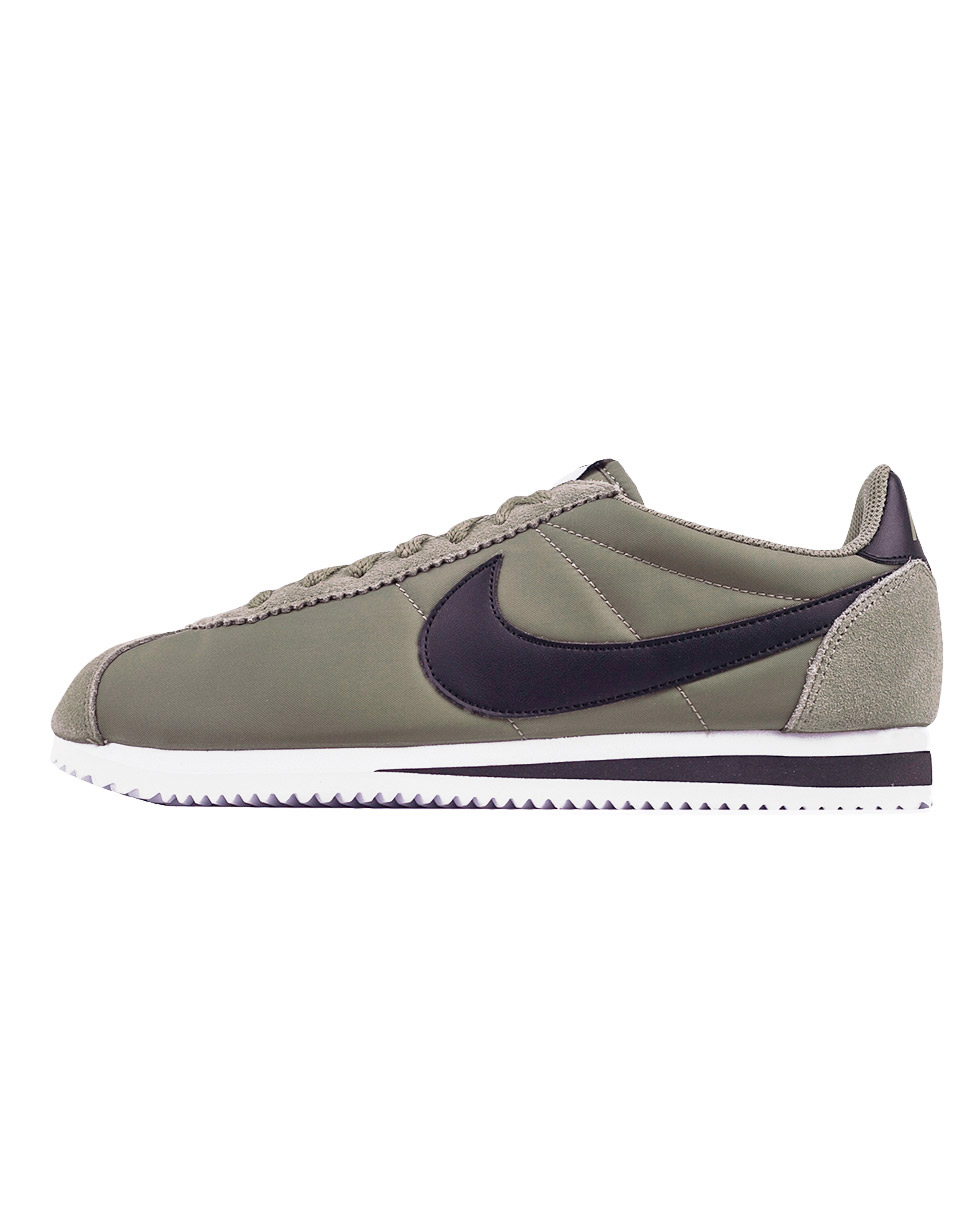 Sneakers - tenisky Nike Classic Cortez Nylon Trooper / Black - White 43