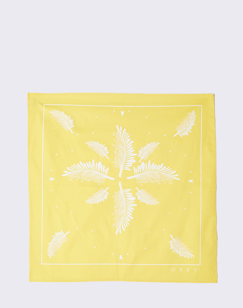 Obey Feather Bloom Yellow