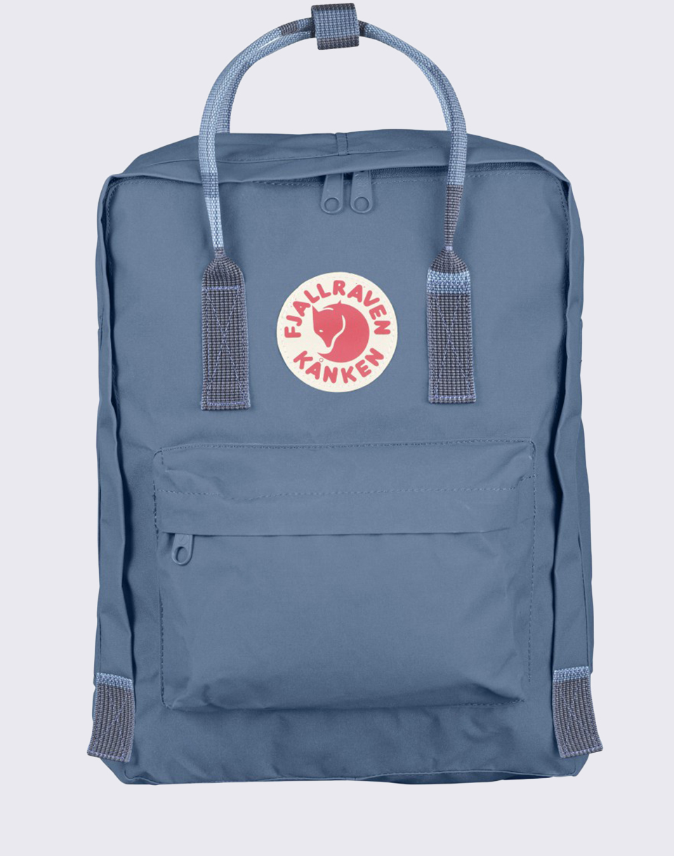 Fjällräven Kanken 519 925 Blue Ridge Random Blocked