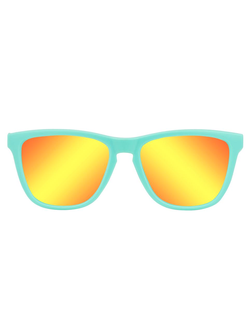 Sluneční brýle Nectar Kiwi Polarized mint matte / orange crush