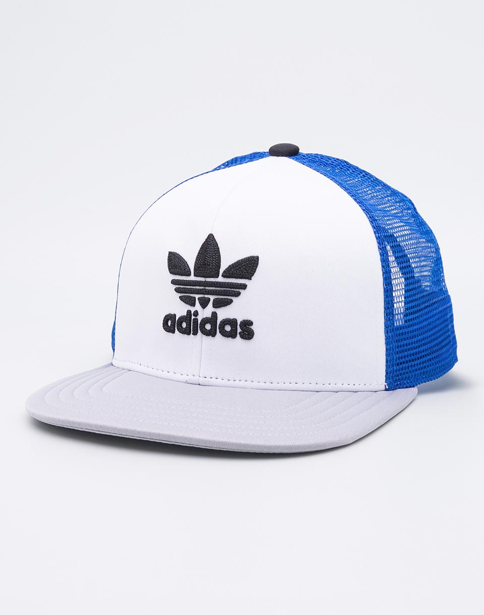 Kšiltovka Adidas Originals TH Trucker Collegiate Royal/White/Missto + novinka