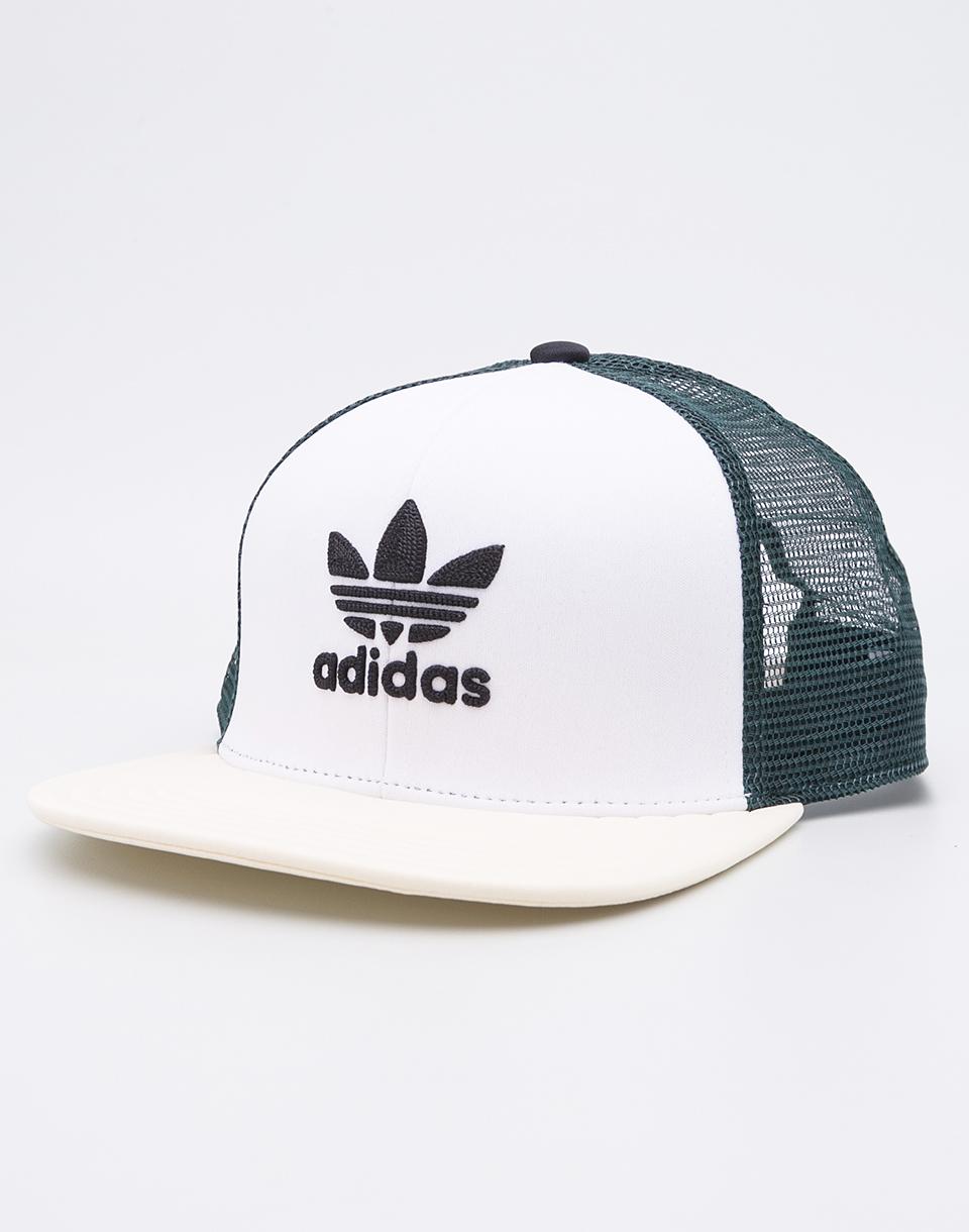 Kšiltovka Adidas Originals TH Trucker Black/White/Sun + novinka