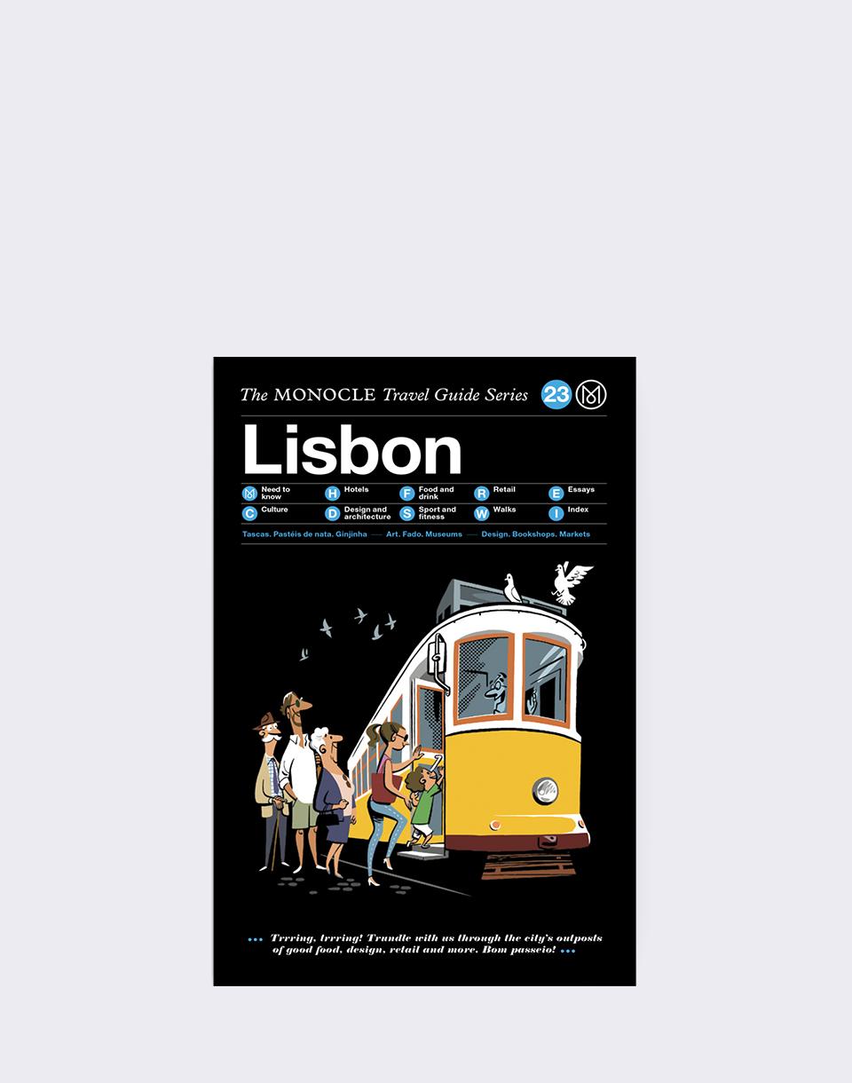 Gestalten Lisbon. The Monocle Travel Guide Series