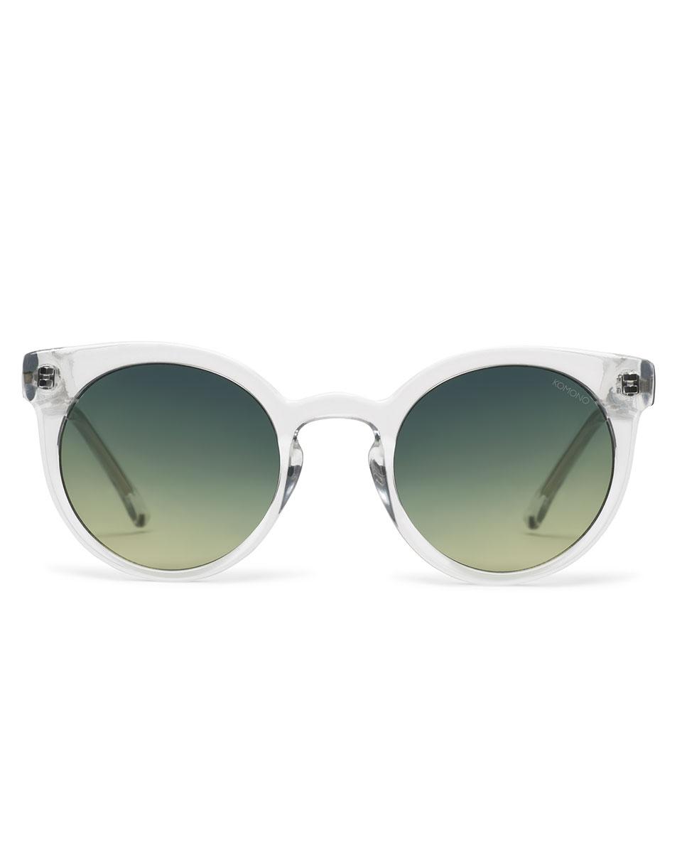 Sluneční brýle Komono Lulu clear