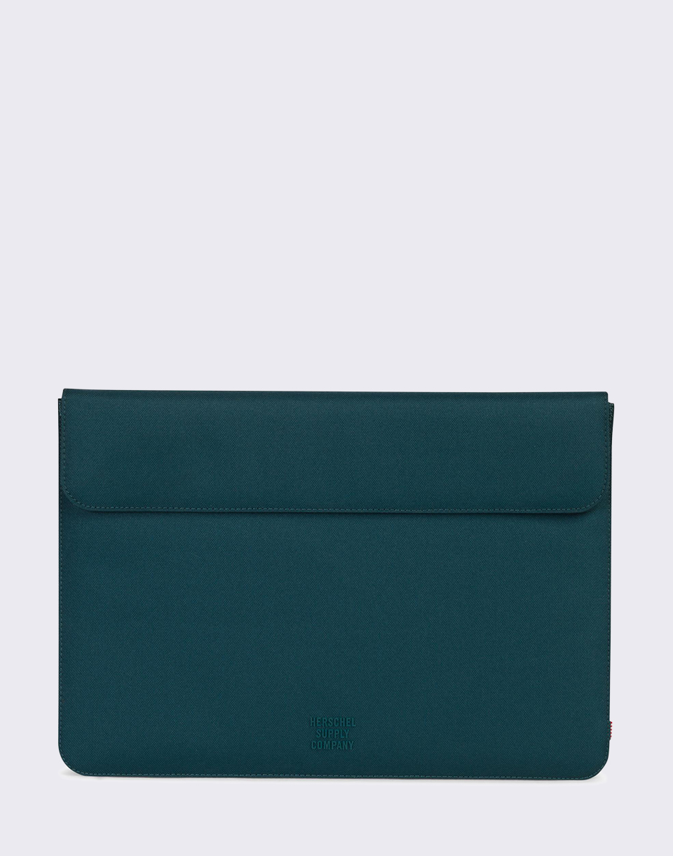 Herschel Supply Spokane Sleeve for 15 inch Macbook Deep Teal