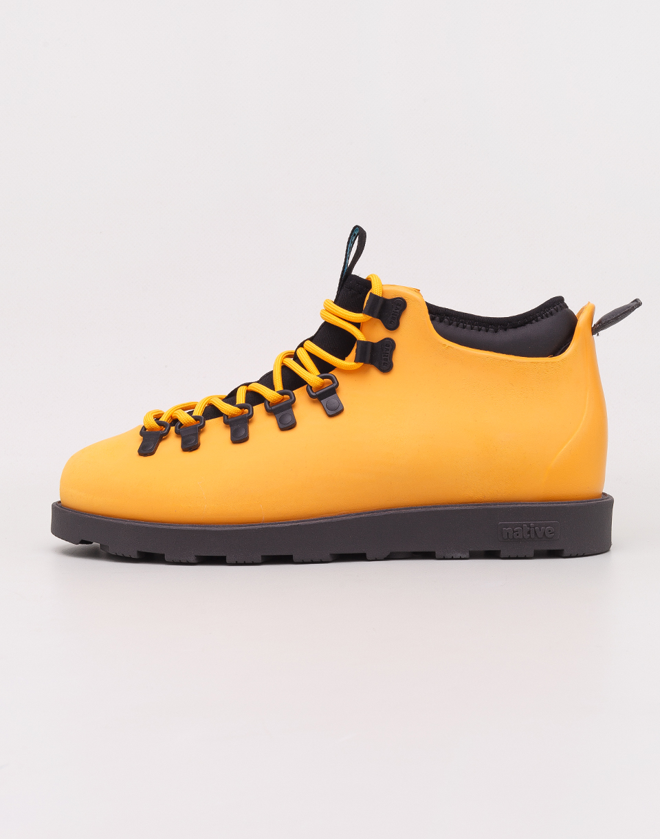 Native Fitzsimmons CityLite Alpine Yellow  Onyx Black 41