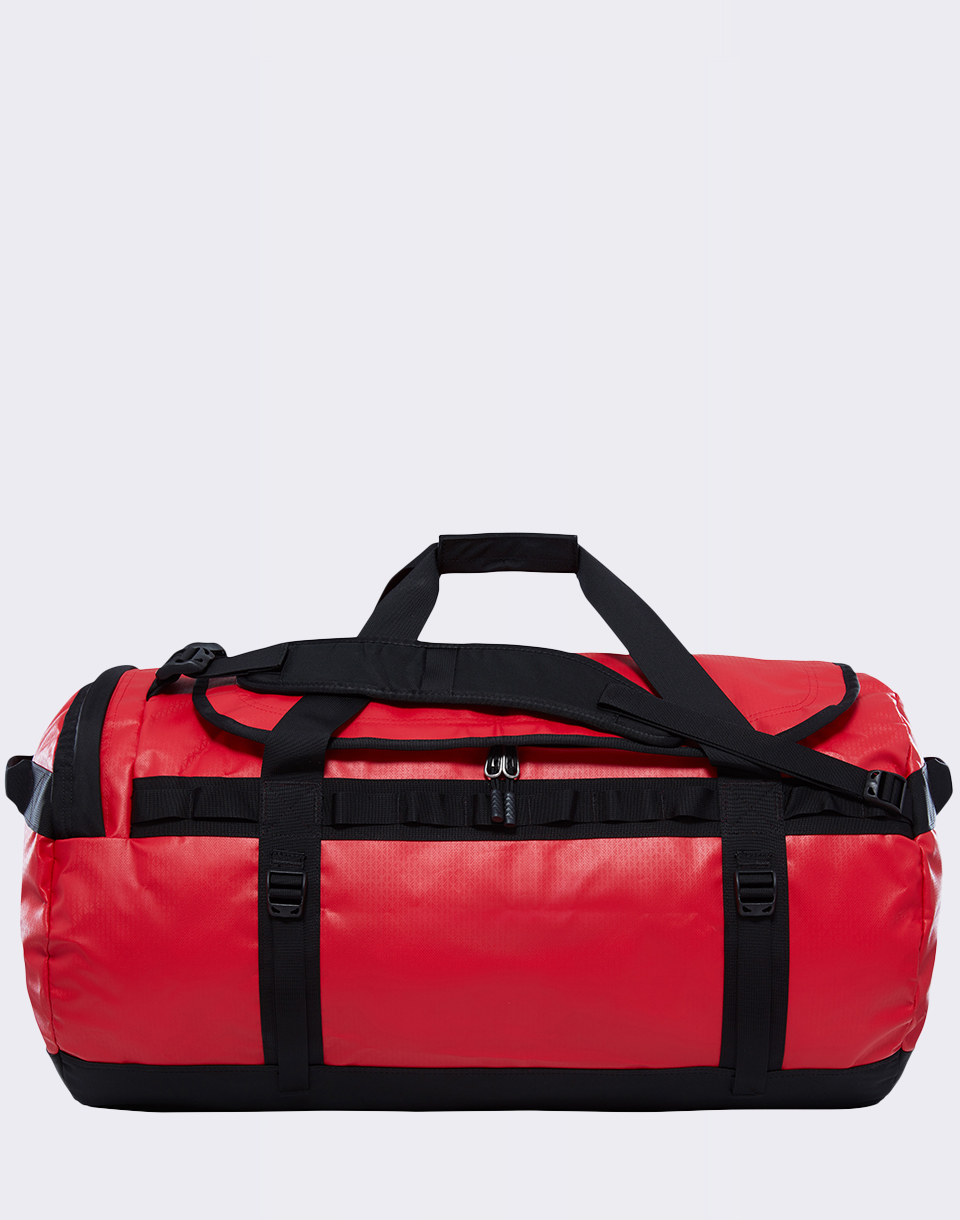 The North Face Base Camp Duffel L TNF Red  TNF Black