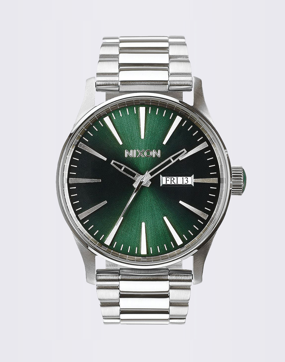 Nixon Sentry SS Green Sunray