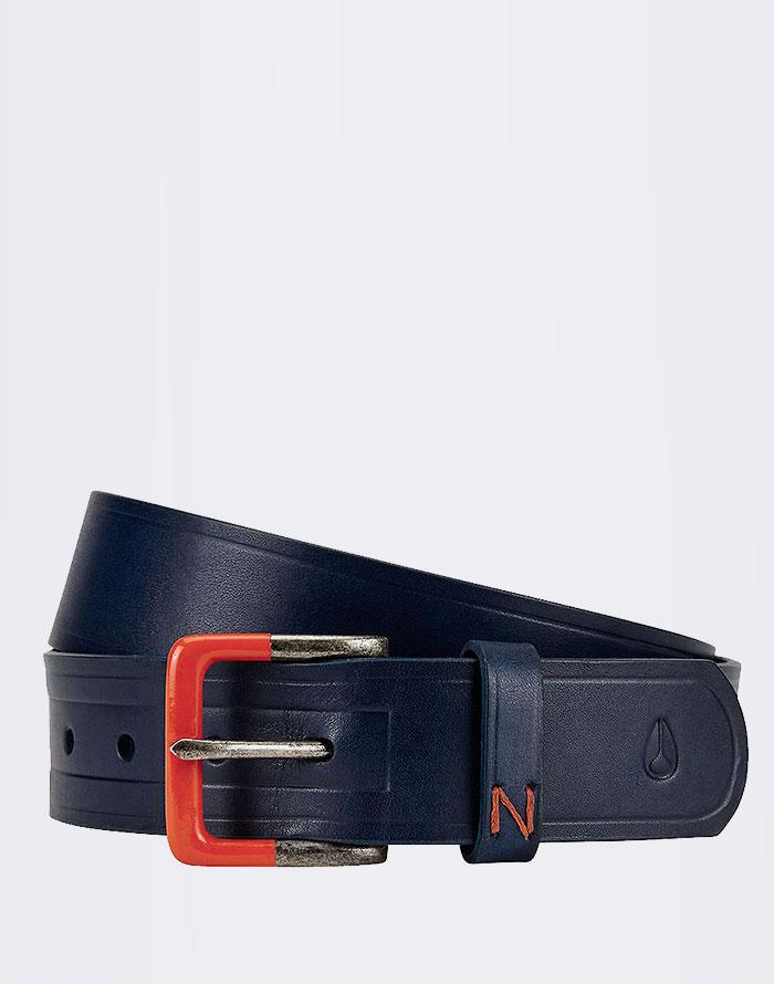 Pásek Nixon DNA Belt Navy / Orange S