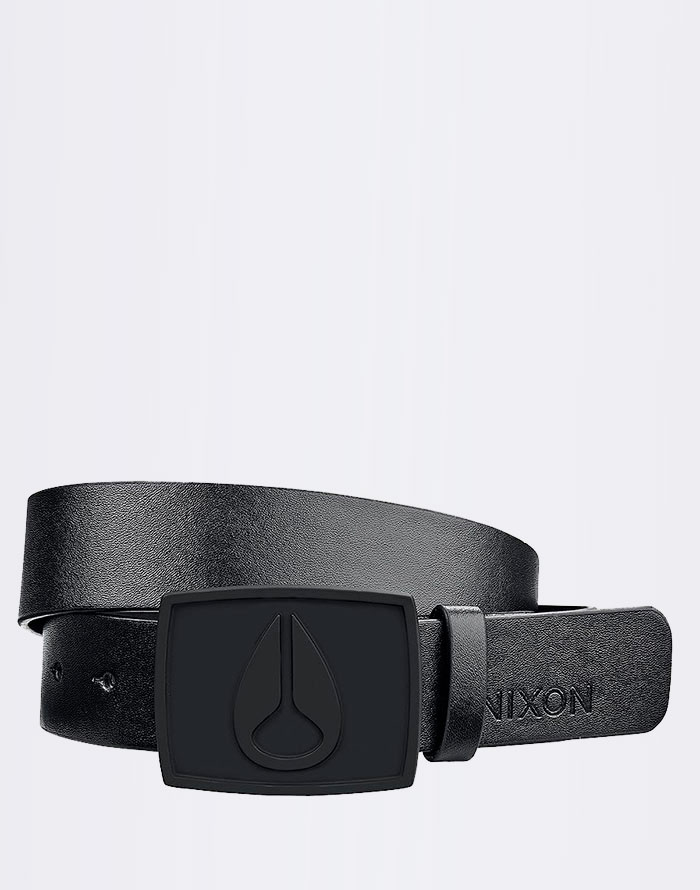 Nixon Enamel Icon II All Black S