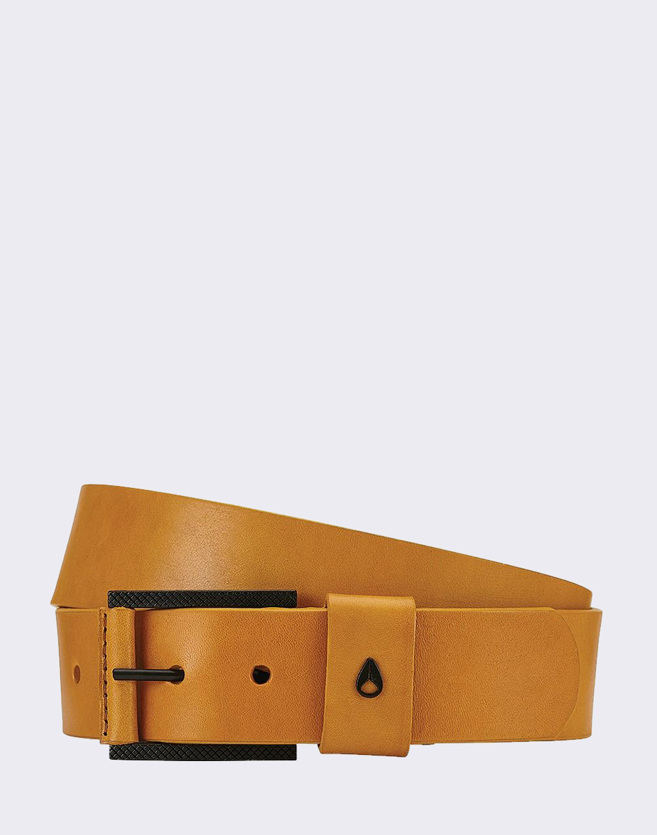 Nixon Americana Belt II Wheat L