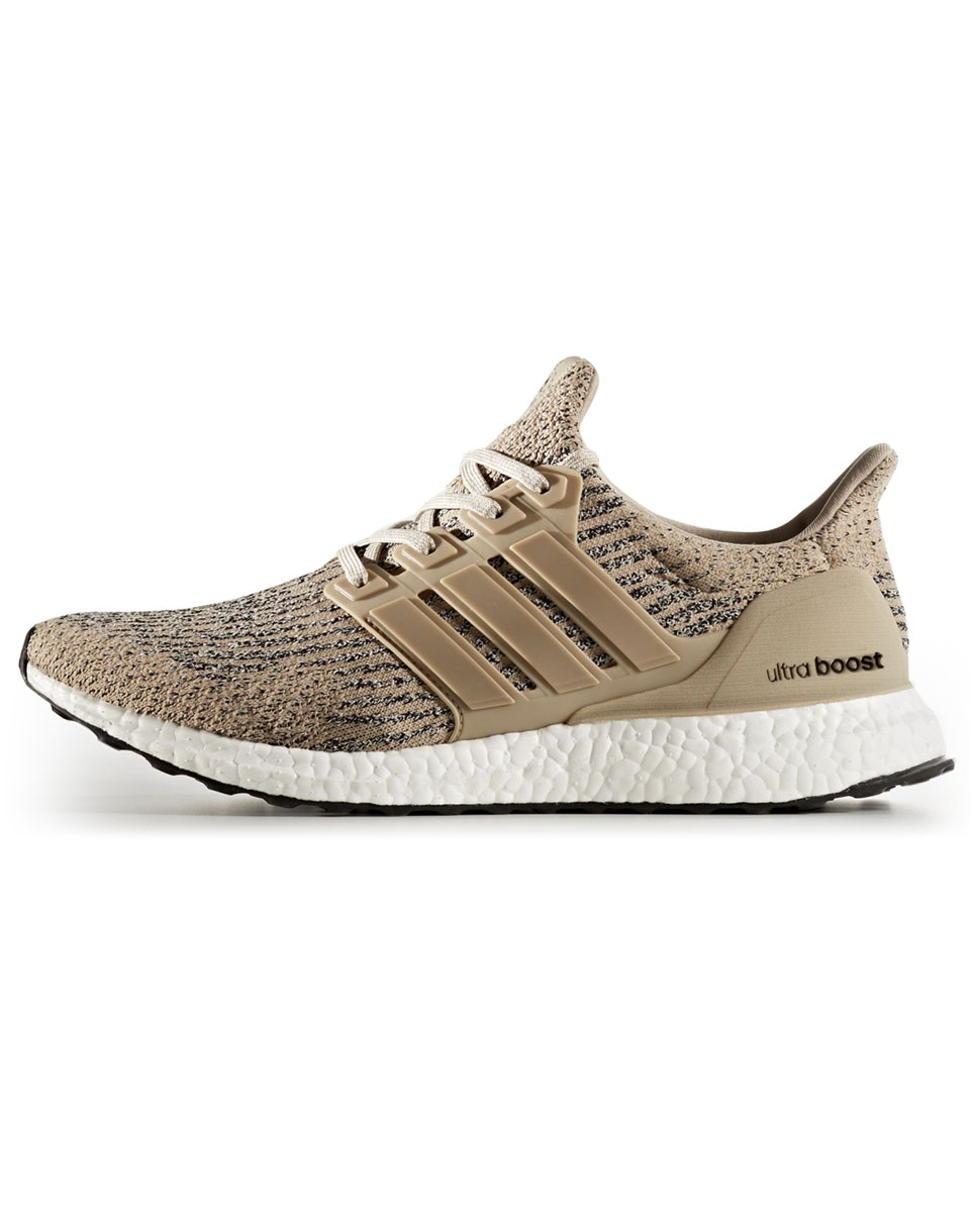 Sneakers - tenisky Adidas Performance Ultra Boost Trace Khaki / Trace Khaki / Core Brown 41 + doprava zdarma